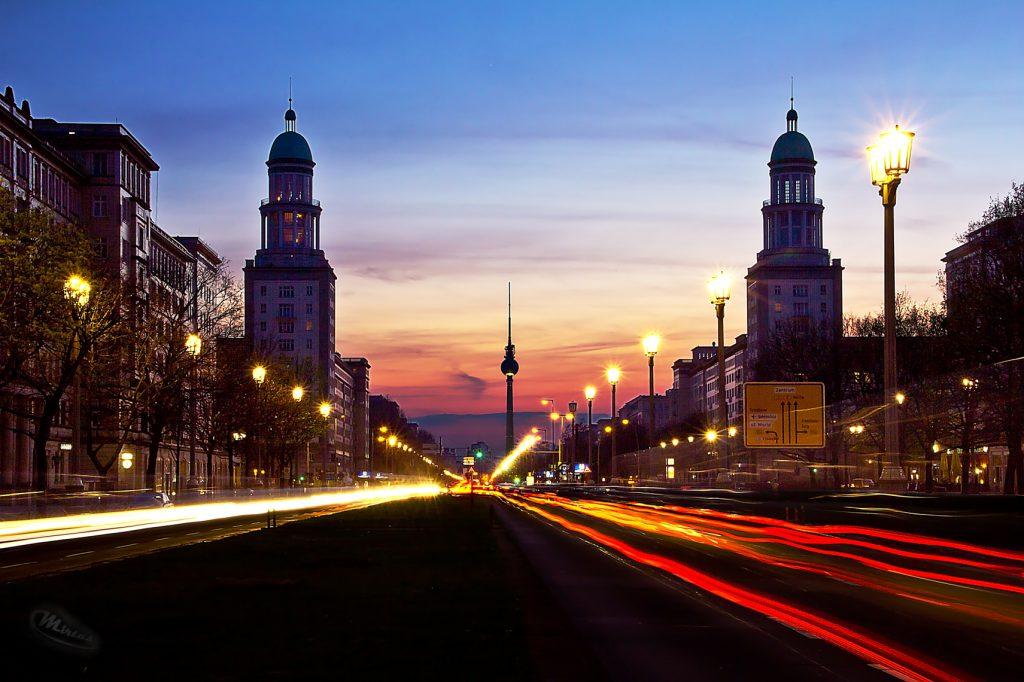 Stadtlandschaft - Berlin - Frankfurter Tor